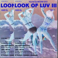 LOOK OF LUV III (POINTGAWWDMIXXXX)