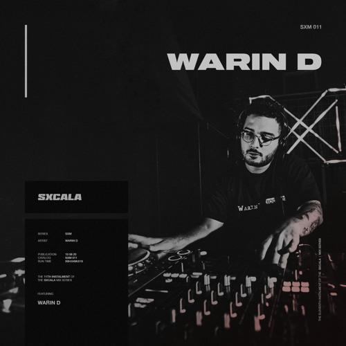 SXM 011 | WarinD