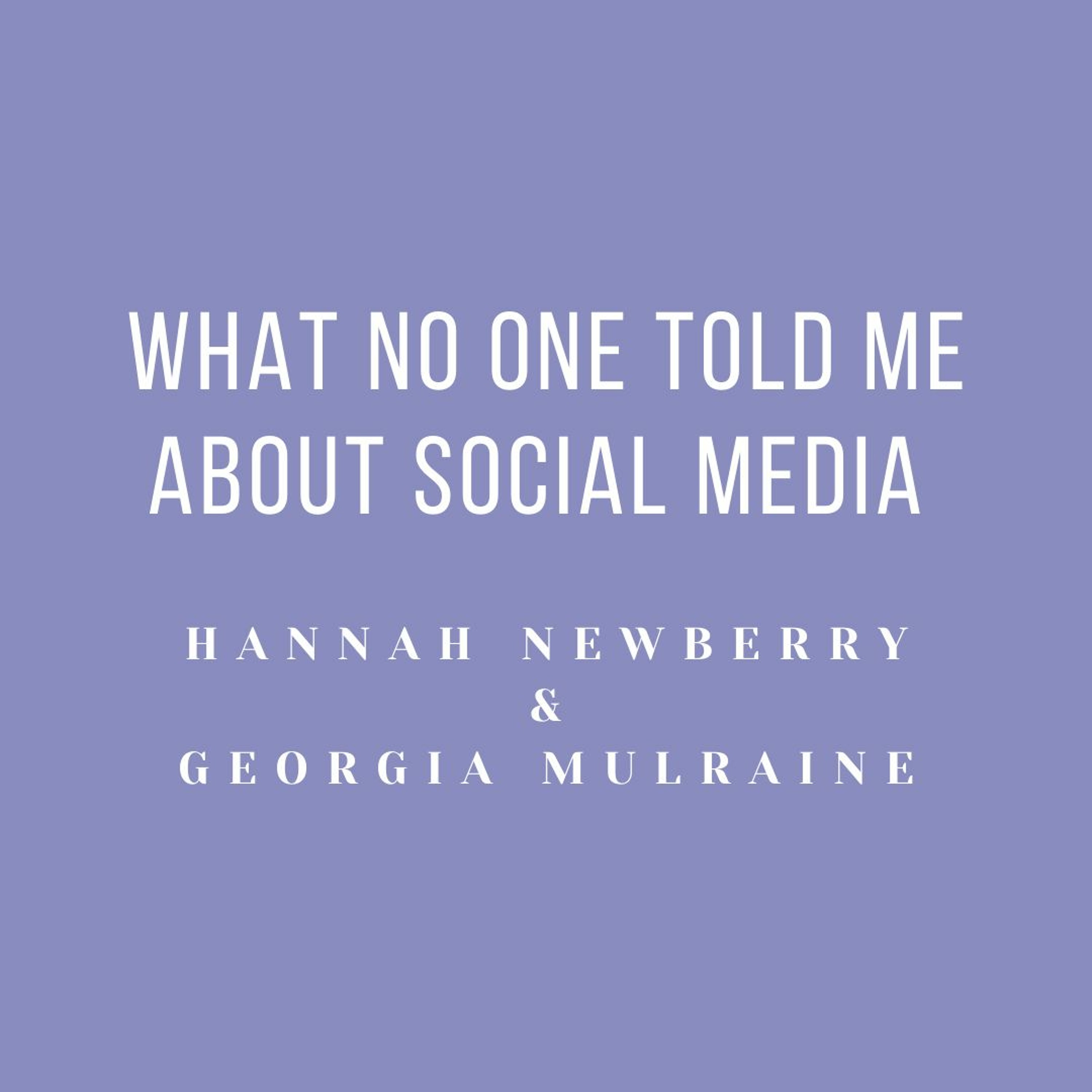 What no one told me about growing up with social media