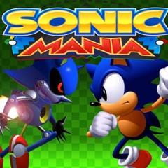 Metallic Workbench +Sonic CD JP X Sonic Mania+