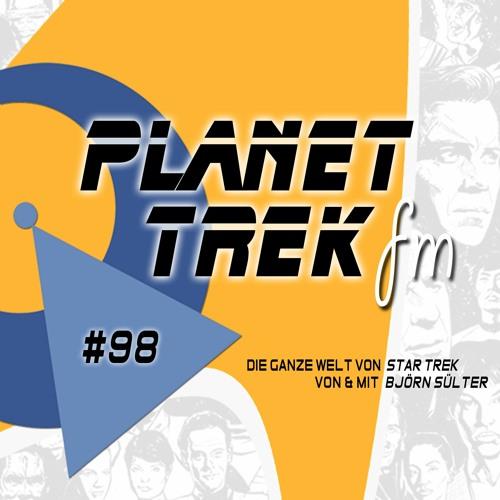 Planet Trek fm #098: Star Trek: Lower Decks 2.09: Sülter versteht Kayshon, Kern will das T-Shirt