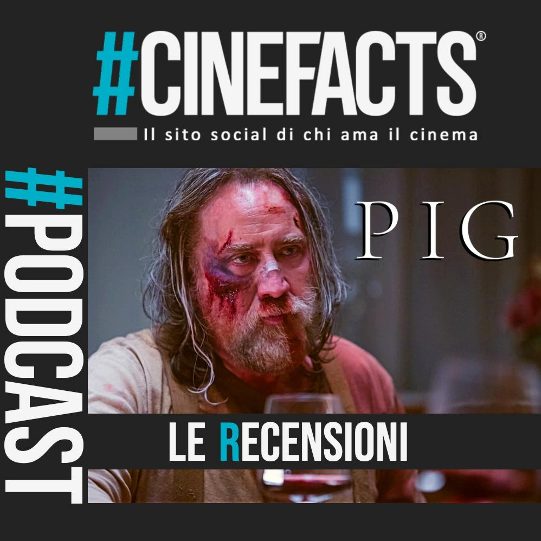 Pig, di Michael Sarnoski (2021) - Recensione