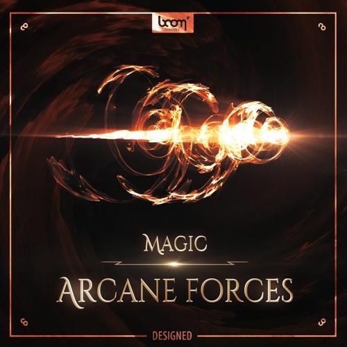 Boom Library Magic Arcane Forces Designed WAV