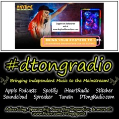 Top Indie Music Artists on #dtongradio - Powered by anytimedecorations.com