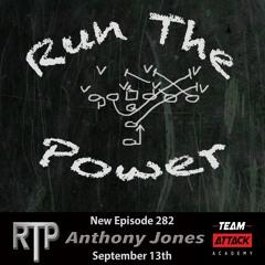 Anthony Jones - EdjSports, EdjVarsity Football Analytics Ep. 282