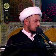 الشيخ شبر معله - لك الحمد يا ذا المجد والعلا تباركت تعطي من تشاء