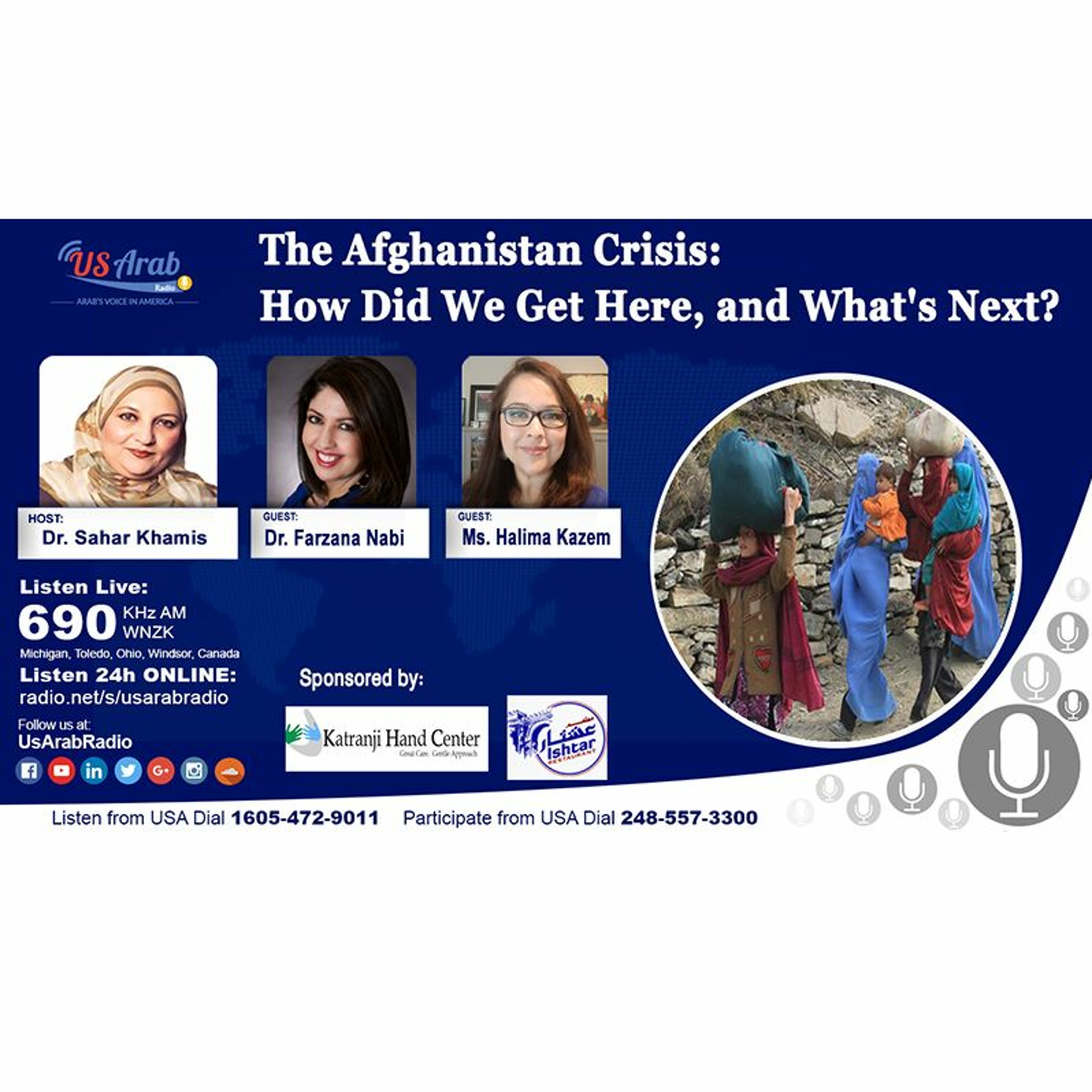 The Afghanistan Crisis: How Did We Get Here, and What's Next?