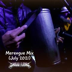 Merengue Mix (July 2021)