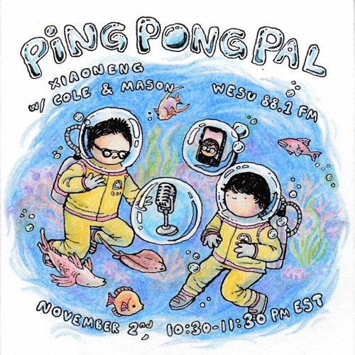 Ping Pong Pal-1102-Life in the Ocean