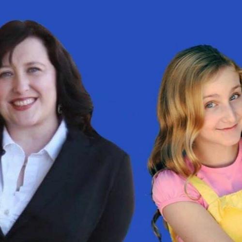 The MFH Good Deed Segment: Dr. April Jones & Kyla Carter with Kyla's Korner
