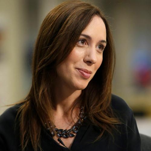 María Eugenia Vidal habló sobre las elecciones en Radio 10