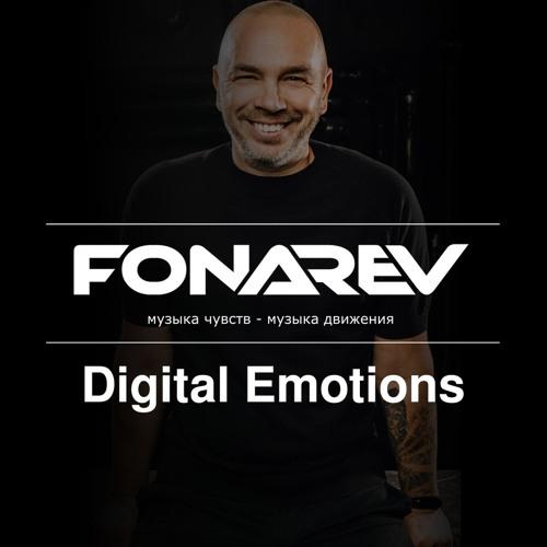Fonarev - Digital Emotions # 667. Guest Mix By  Roman Sheronov (Russia)