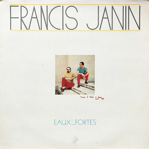 Francis Janin - Eaux_Fortes (Digger's Digest Snippets)