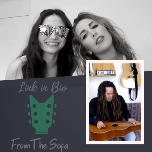 Beds Are Burning - Acoustic Lap Steel Guitar Version Feat. Adriana Olivera y Rhoda Gonzalez