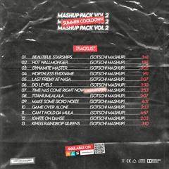 Summer Cooldown - Mashup Pack Volume 2 [BUY = FREE DOWNLOAD]