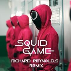 SQUID GAME - Pink Soldiers (Richard Reynolds Remix)