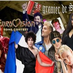 Le Grenier Lundi 24 Mai 2021(eurovision)