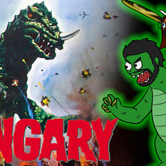 Yongary Monster from the Deep - Castzilla VS The Pod Monster