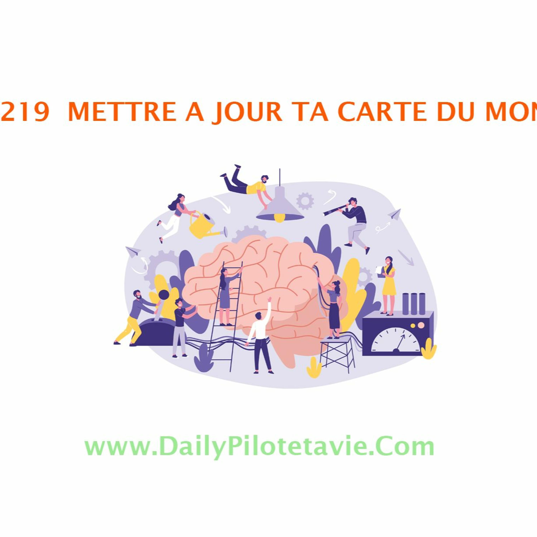 #219 - METTRE A JOUR TA CARTE DU MONDE