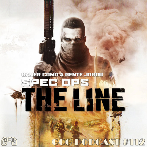GCG Podcast #112 - Spec Ops The Line
