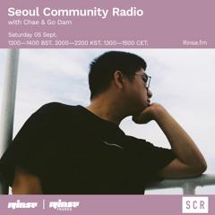 Seoul Community Radio with Chae & Go Dam - 05 September 2020