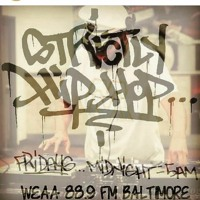 MR. MILES on WEAA 88.9 STRICTLY HIP-HOP 1.16.21