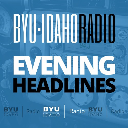 Byui Christmas Concert 2021 Evening Headlines For April 6 2021 By Byu Idaho Radio