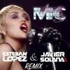 Miley Cyrus - Midnight Sky - Esteban Lopez & Javier Solana Remix.FREE DOWNLOAD