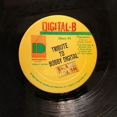 TRIBUTE TO BOBBY DIGITAL (Digital-B)