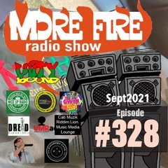 More Fire Show 328 Sept 3rd 2021 With Crossfire From Unity Sound