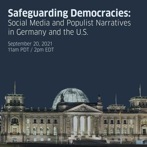 PANEL | Safeguarding Democracies (9.20.2021)