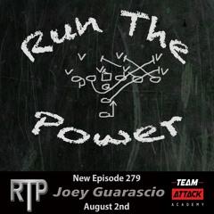 Joey Guarascio - Building & Maintaining Speed & Power at FAU Ep. 279