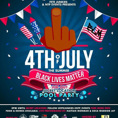 FETE JUNKIES 4TH OF JULY PARTY MIX 2020