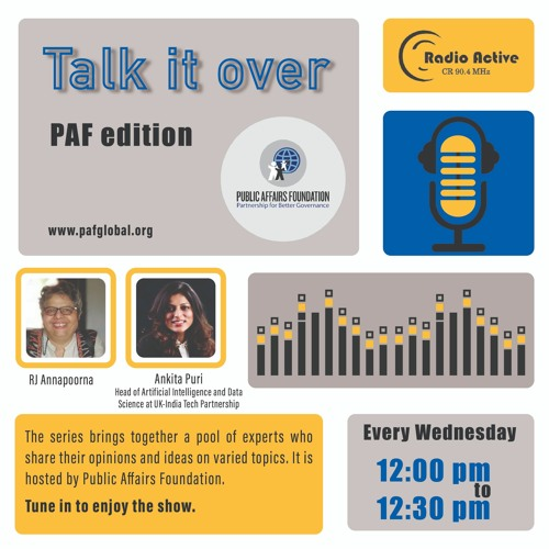 Talk It Over Ep 17 With Ankita By Dr.Annapoorna Ravichander