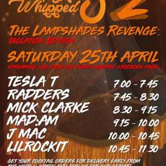 JMac #007 The Lampshades Revenege Saturday 25th April 2020