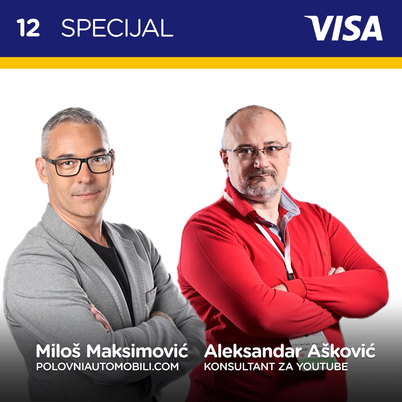Pojačalo Visa Specijal 12: Kako do zanimljivog sadržaja za vaš biznis