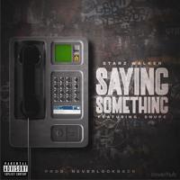Saying Something