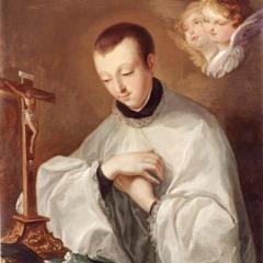São Luis Gonzaga - Santo do Dia - 21 de Junho de 2021