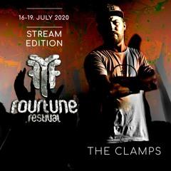 The Clamps @ Fourtune Festival 2020