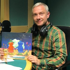 Friday Story Time - The Smeds and the Smoos AD with Martin Freeman