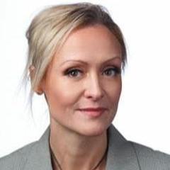 Melissa Ridgen on APTN at Federal Election 2021