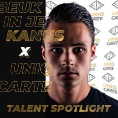 Beuk in je kanus x UNIQCARTE - Talent Spotlight