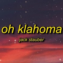 Jack Stauber - Oh Klahoma | tears falling down at the party saddest little baby in the