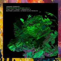 PREMIERE: Joseph Capriati feat. James Senese — New Horizons (Sterac Electronics Italo Remix Vocal)
