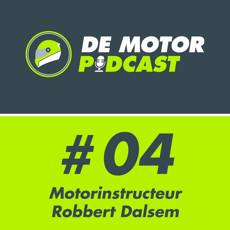 #04 Motorinstructeur Robbert Dalsem vertelt over zijn motorpassie.