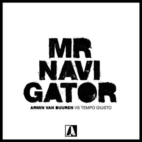Armin van Buuren Mr Navigator