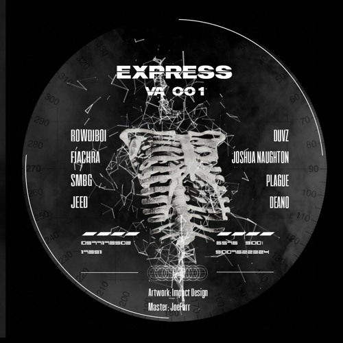 Four Four Premiere: Duvz - And What? [Express VA001]