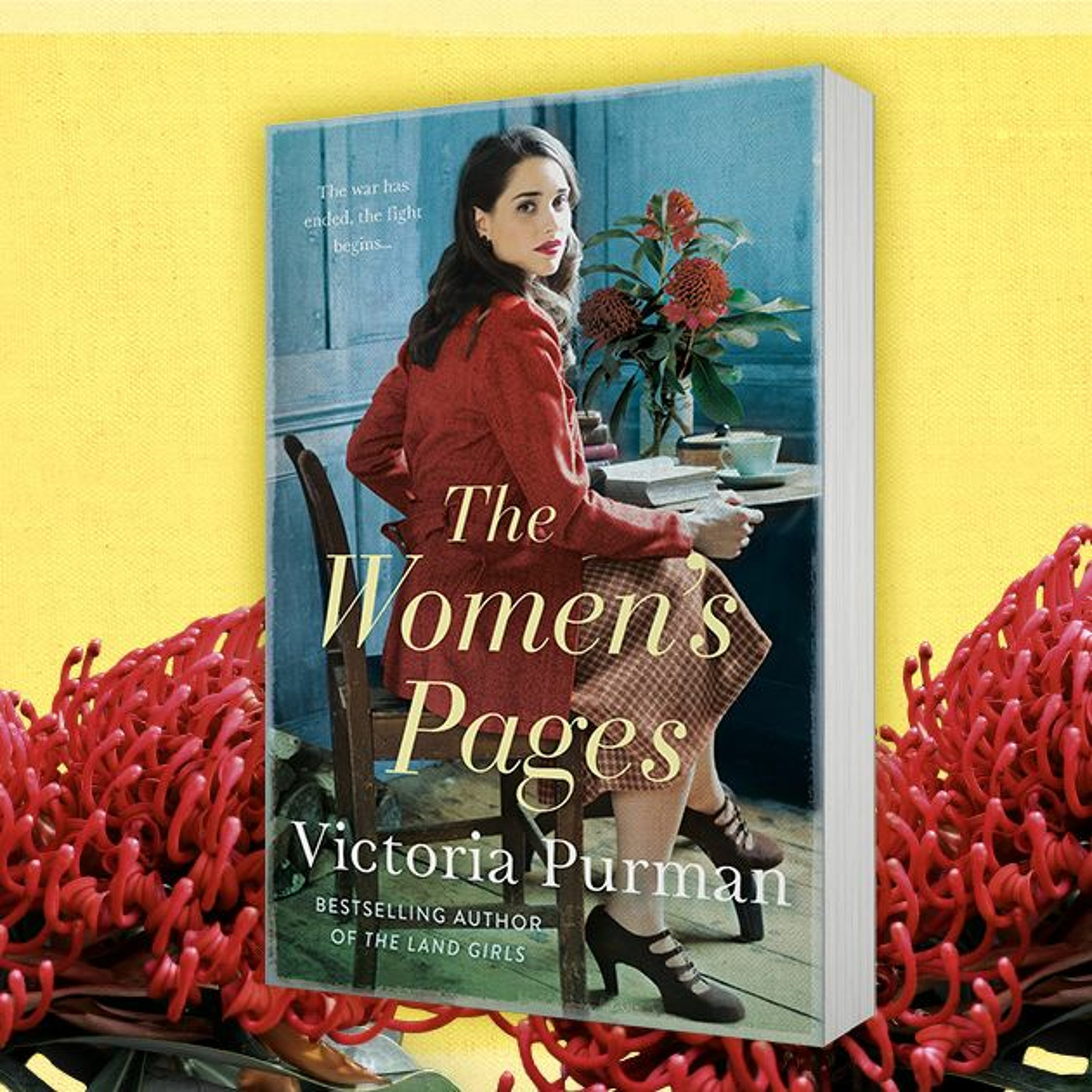 Meet the Author - Victoria Purman