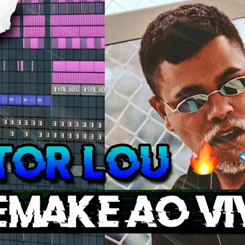 Kyle Watson ft. Pop Art - Don't Talk (VICTOR LOU Remix) [REMAKE ao VIVO]