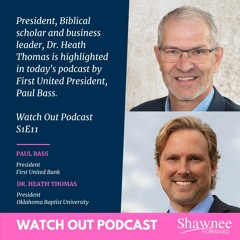 Watch Out S1E11 Dr. Heath Thomas and Paul Bass